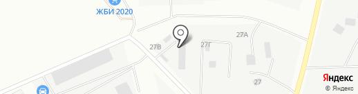 Baffen на карте Берёзовского
