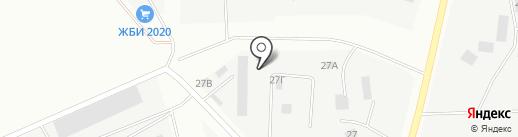Медема на карте Берёзовского