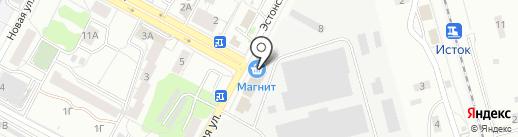 Baby`s_LaVka на карте Екатеринбурга
