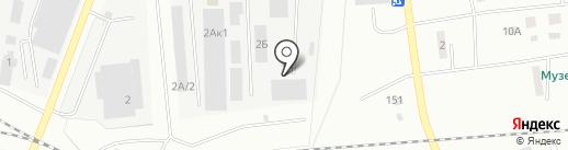 УЦС Групп на карте Берёзовского