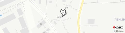 Эталон бетон на карте Берёзовского
