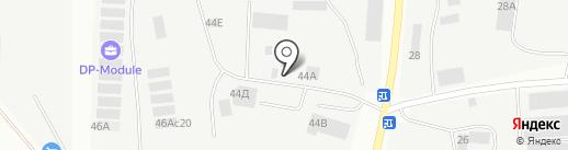 Папа Карло на карте Берёзовского