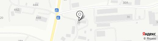 ТрансРезерв на карте Берёзовского