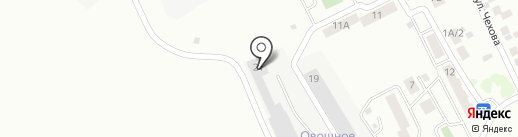 СВГ-ГАЗ на карте Берёзовского