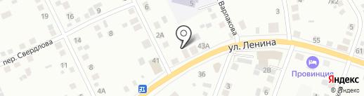 Мир керамики на карте Берёзовского