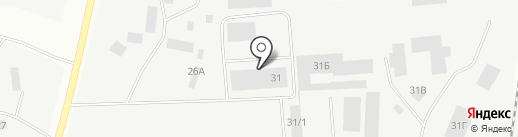 АвтоКом на карте Берёзовского