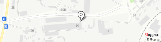 Flotenk на карте Берёзовского
