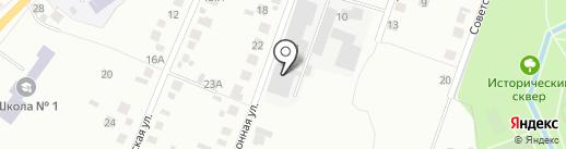 Сталь Технологии на карте Берёзовского