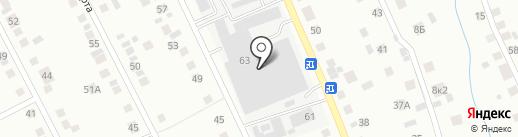 Ковка888 на карте Берёзовского