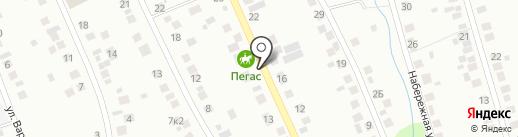 autoship на карте Берёзовского