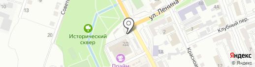 Хороший вкус на карте Берёзовского