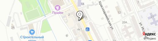 Платежный терминал, СКБ-банк, ПАО на карте Берёзовского