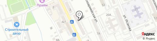 ASC Мастер на карте Берёзовского