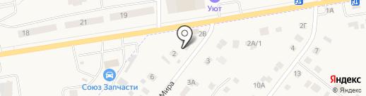 Автомастерская на карте Патруш