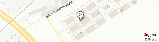 Поставский Мебельный Центр на карте Екатеринбурга