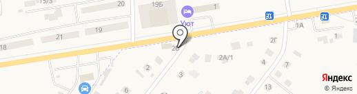 Шиномонтажная мастерская на карте Патруш