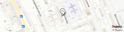 МоККа на карте Берёзовского