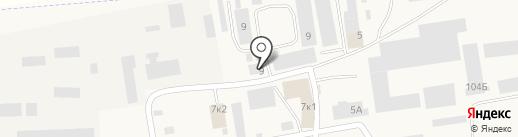 ПРОФЕССИЯ на карте Арамиля