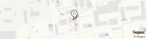 Компания Фудлидер на карте Арамиля