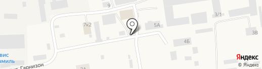 Уральский Завод Полимерных Композитов на карте Арамиля