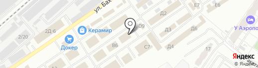 ТермоБаланс на карте Екатеринбурга