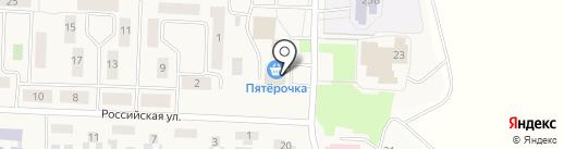 ЭЙВА на карте Патруш