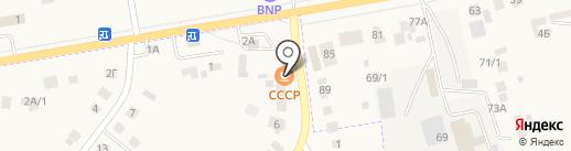 Пельменная на карте Патруш