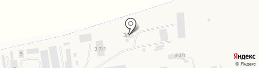 ПКФ КУБ на карте Арамиля