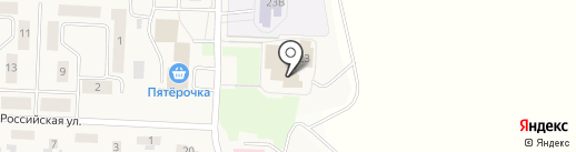 Патрушевский центр досуга на карте Патруш