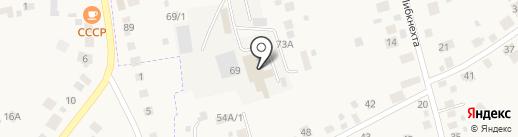 Мир Строительных Материалов на карте Арамиля