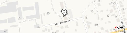 Молодежный на карте Арамиля