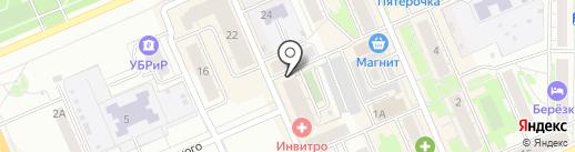 HD-vision96 на карте Берёзовского