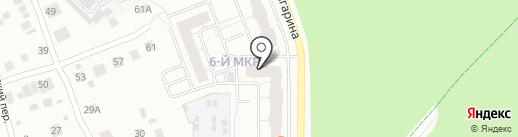 GRiMЁRKA на карте Берёзовского