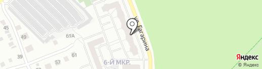 Фаворит на карте Берёзовского