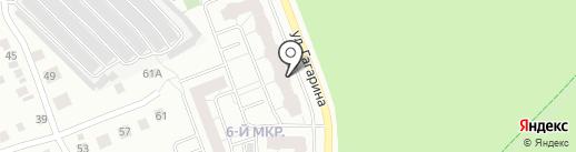IQ007 на карте Берёзовского