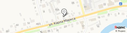 Автомастерская на карте Арамиля