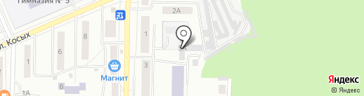 Профи на карте Берёзовского