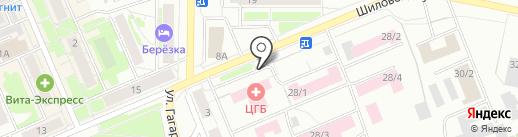 Банкомат, Сбербанк, ПАО на карте Берёзовского