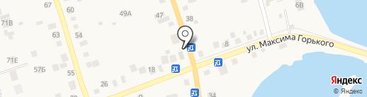 VSE-ЗАПЧАСТИ на карте Арамиля