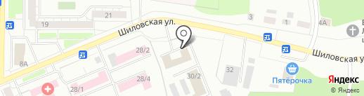 Чистый дом на карте Берёзовского