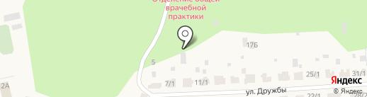 Бетон-центр на карте Октябрьского