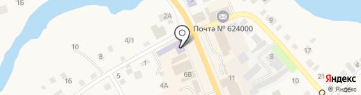 БТИ на карте Арамиля