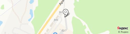 Виста-Трейд на карте Арамиля