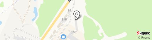 Титан СтройМаркет на карте Арамиля