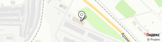 Вторплюс на карте Екатеринбурга