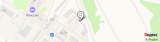 Проект-Ек на карте Арамиля