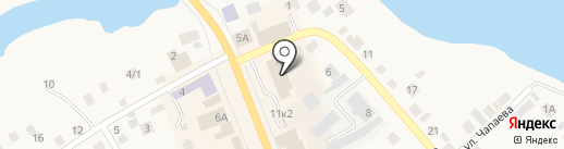 Арком на карте Арамиля