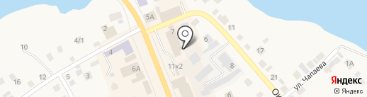 Сысертское районное потребительское общество на карте Арамиля
