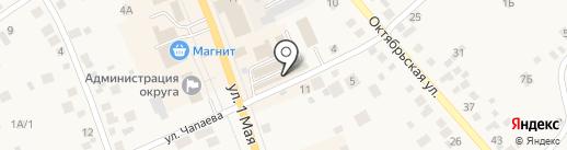 Дача+ на карте Арамиля