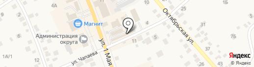 Магазин по продаже радиотоваров на карте Арамиля